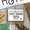 Earth & Anchor Soap Co. - Sweet Orange Crush Soap