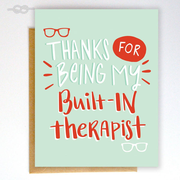 Knotty Cards - Therapist