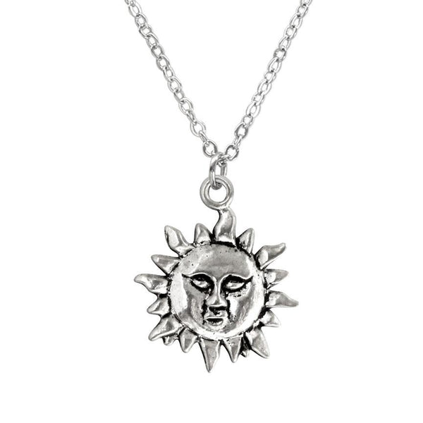 Bright Sunshine Charm Necklace