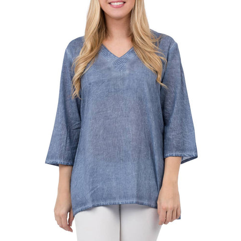 Top It Off - Montana Tunic