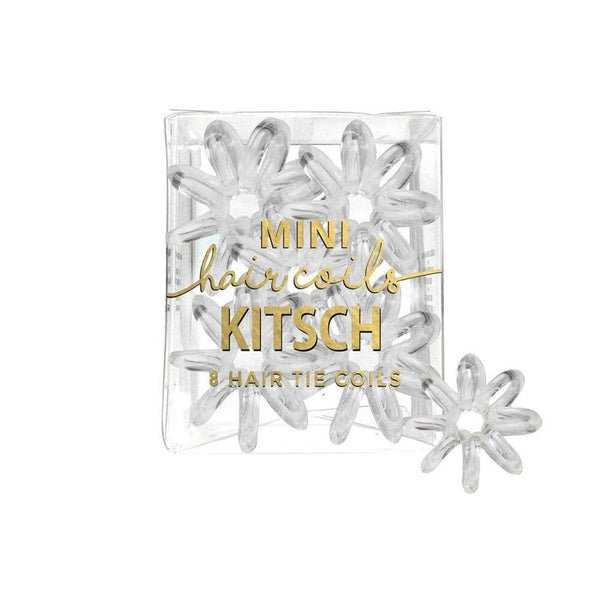 KITSCH - Transparent Mini Hair Coil