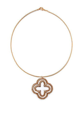 June Choker - Gold