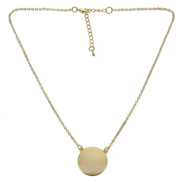 Charleston Necklace - Gold