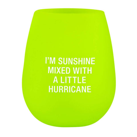 About Face Designs - Hurricane Silicone Wine Cups