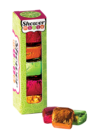 Shower Minis - Fun Fruit