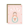 Pen & Paint - For the Mama to be, Baby Shower Card, Adoption
