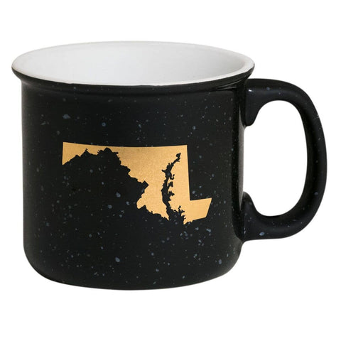 About Face Designs - Maryland Campfire Mug