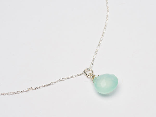 Ruthie and Olive | 3 meals donated for every necklace - No One Is You - Gemstone Necklace