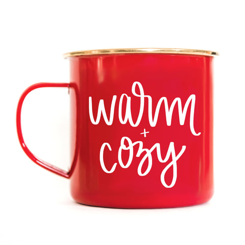 Sweet Water Decor - Warm & Cozy Campfire Mug