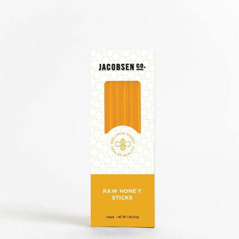 Jacobsen Salt Co - Pure Honey Sticks