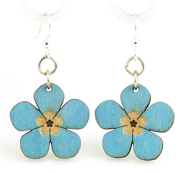 Green Tree Jewelry - The Awesome Blossoms Earrings