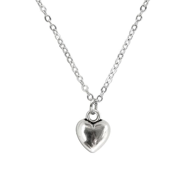 O Yeah Gifts - Heart Charm Necklace