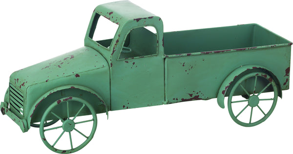 Transpac - Green Spring Truck Container Outdoor Decor