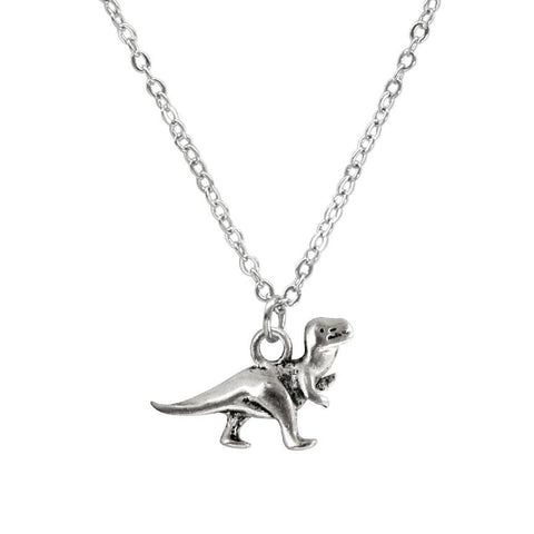 O Yeah Gifts - Dinosaur Charm Necklace