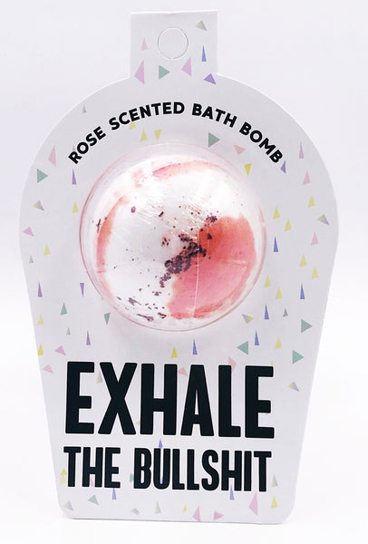 Fun Club - Exhale the Bullshit Bath Bomb