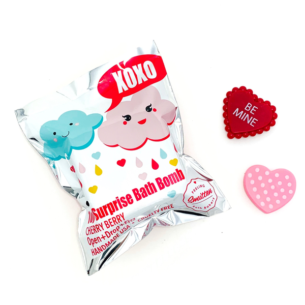 Feeling Smitten - Valentine's Day Bath Bomb Blind Bags