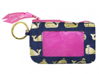 Simply Southern Small Whale Wristlet