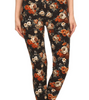 Fall Floral LUSH Leggings