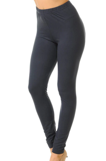Charcoal LUSH Leggings