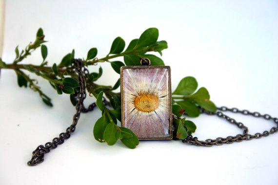 The Pretty Pickle - September Birth Flower Necklace