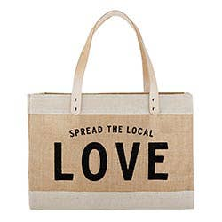 Local Love market tote