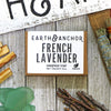 Earth & Anchor Soap Co. - French Lavender Soap