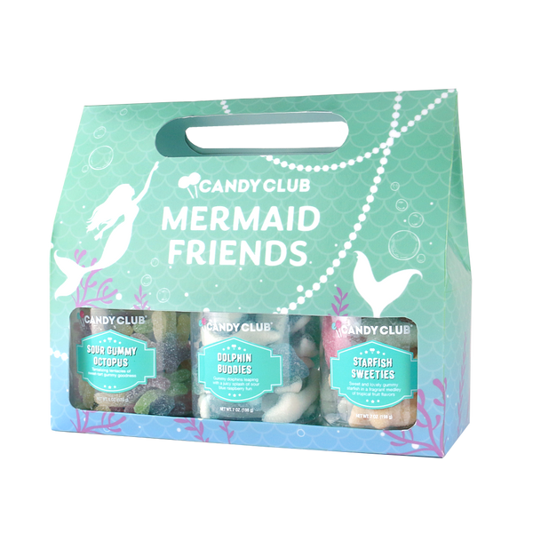 Candy Club - Mermaid Gift set