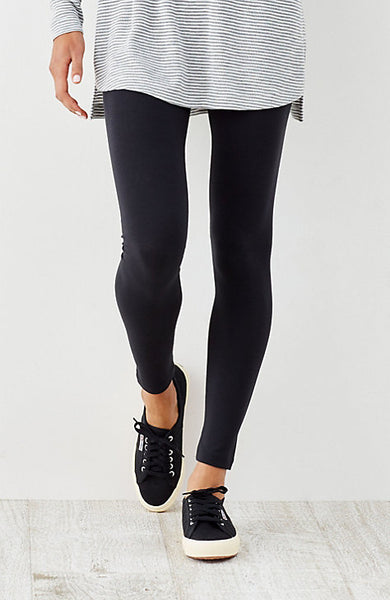 Basic Black LUSH Leggings