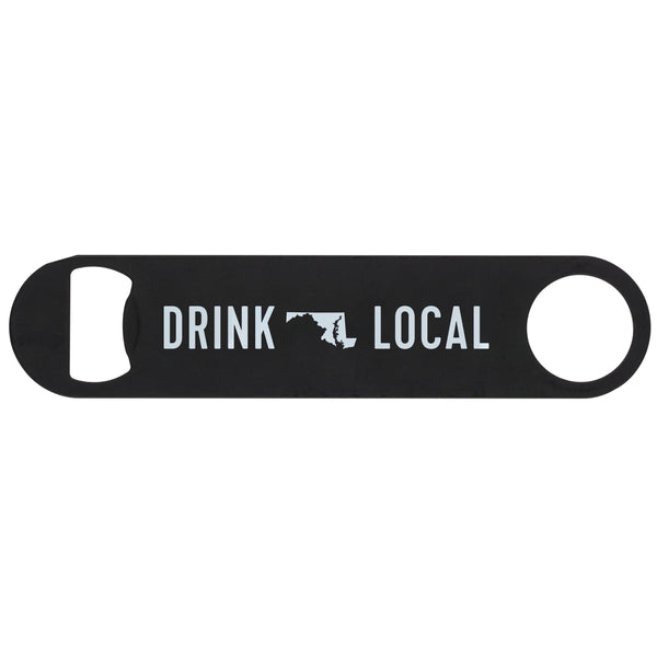 About Face Designs - Maryland Metal Bottle Opener