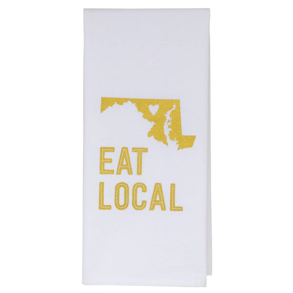 About Face Designs - Maryland Tea Towels
