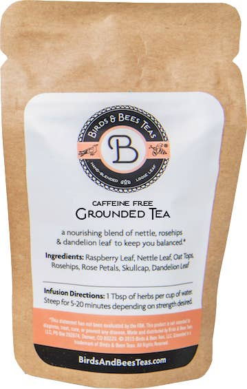 Birds and Bees Teas - Grounded Tea