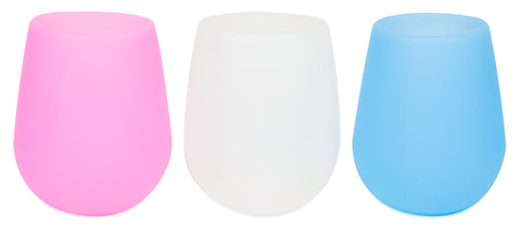 Silicone Wine Glass