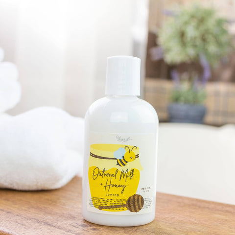Calming lotion Oatmeal Milk + Honey
