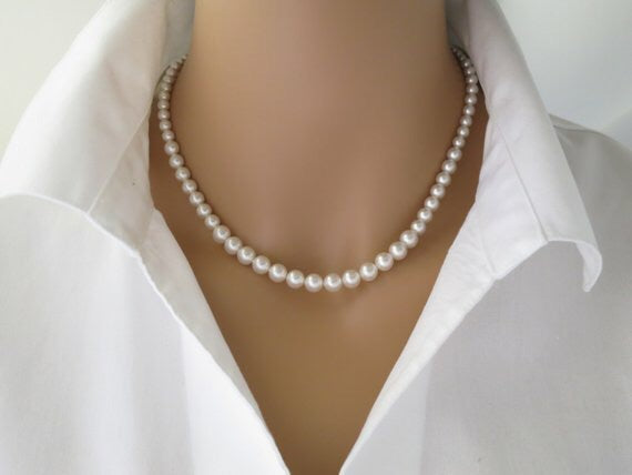 Freshwater Pearl Classic Necklace