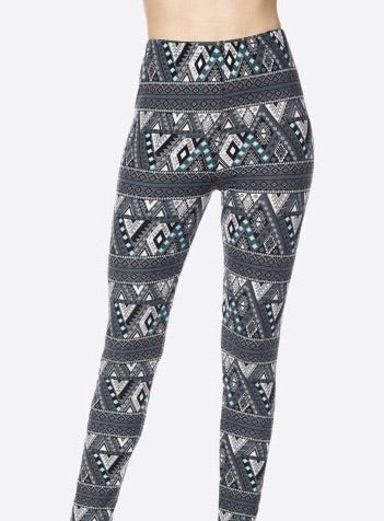Aztec LUSH Leggings