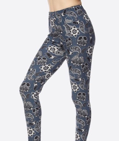 Paisley LUSH Leggings