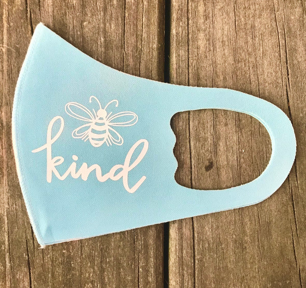 Be Kind handmade - child/kid face mask
