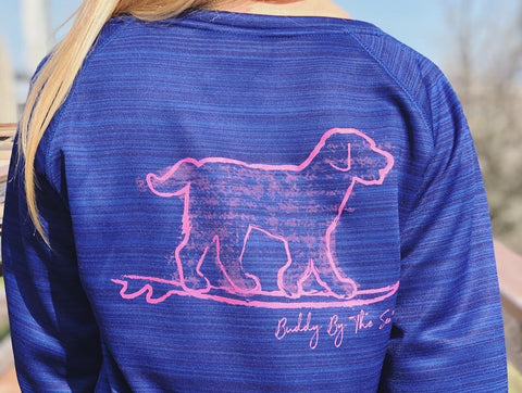 Buddy by the Sea Performance Pullover