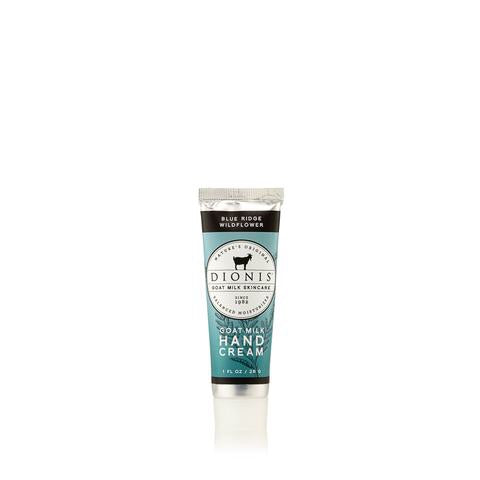 DIONIS HAND CREAM- Blue Ridge Wildflower- 1oz