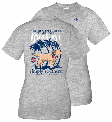 Simply Southern Hurricane Relief Tee YOUTH