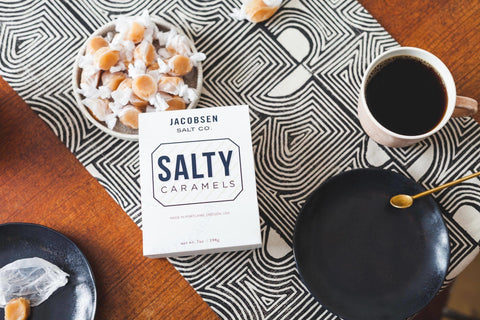 Jacobsen Salt Co - Salty Caramels