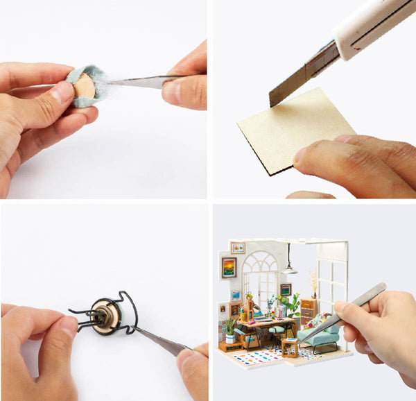 DIY Soho Time Miniature Kit