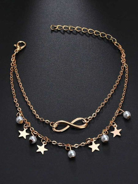 Ashley Anklet - adjustable