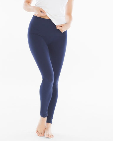 Basic Navy LUSH Leggings
