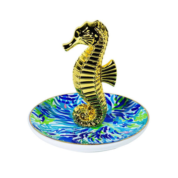 Lilly Pulitzer Ring Holder Wade And Sea