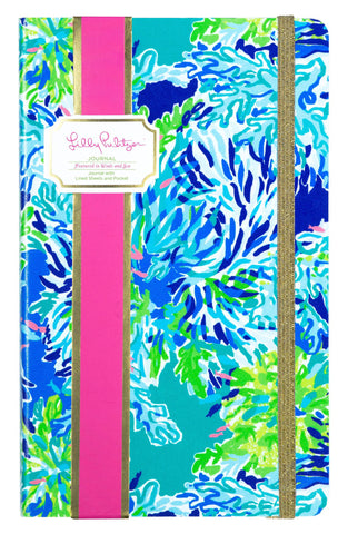 Lilly Pulitzer Journal Wade And Sea