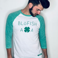 ST PADDY'S DAY. | BASEBALL RAGLAN |