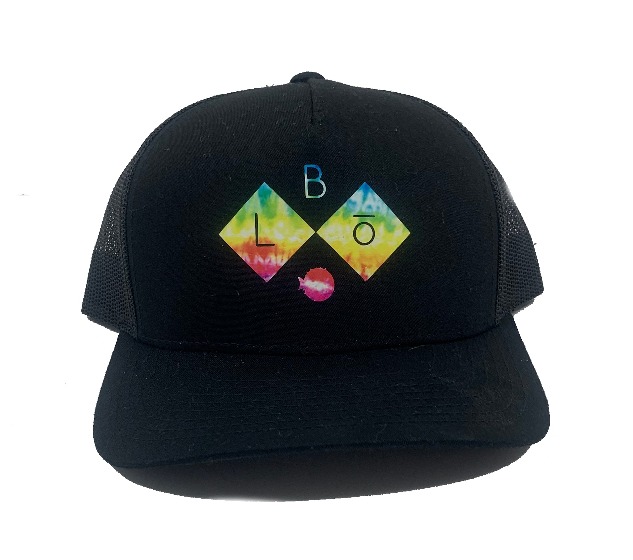 DIAMOND. | SNAP-BACK MESH |
