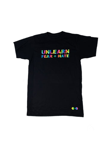 UNLEARN. | TEE | **LIMITED RAINBOW EDITION