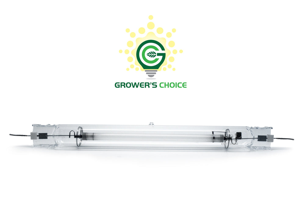 Grower's Choice 2K 1000W DE HPS Double End High Pressure Sodium Grow Light Lamp